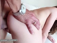 Teen slut Delilah Blue takes some dick from an older guy