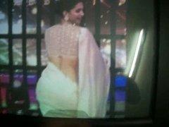 Cum Tribute on Deepika Padukone Ass