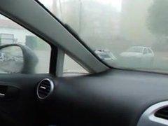 tuga no carro