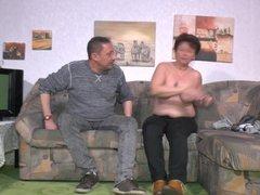 HausfrauFicken - Chubby German granny gets fucked hardcore