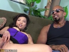 Mia Rider takes BBC in her ass - Cuckold Sessions