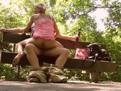 Flasing and Sex in Park