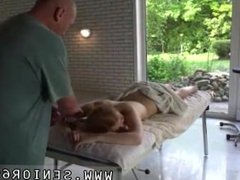Blonde girl blowjob and nurse handjob pov When she feels Nico's arms