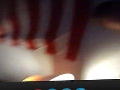Thomas Cailleux le Francais qui se masturbe sur Skype
