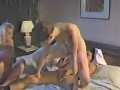 Two sweety girls on one man  more videos on 2016camgirls