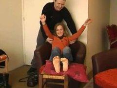 TF - Natacha tickling torture