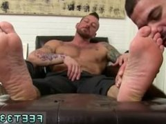 Gay dominant feet movies and gay porno foot and tube full length Hugh