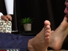 Teen feet story and huge feet cock gay Matthew's Size 10 Feet Worshiped