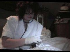 nurse hidden cam - enfermera en camara oculta