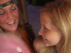 Amy reid big dicks hot chicks first time Two delicious towheaded lesbians