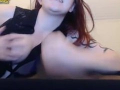 Titty Monster and Friend Play With BBC Together