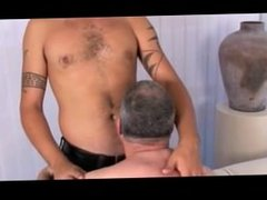 Sex massage for daddy