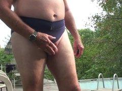 Out In Panties