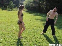 Jungle Girl Fight (Lora)