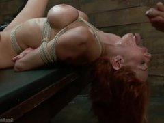 BDSM squirting multi orgasmic submissive anal and squirt slut veronica a.