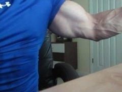 Biceps and Veins