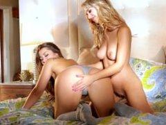 Dani Daniels Sophia Knight beautiful lesbians