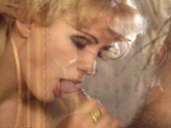 Eva Henger Sucks Off Mike Foster For A Huge Messy Facial Cumshot
