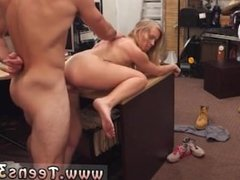 Blonde fucks fan and milf pornstar anal Blonde foolish attempts to sell