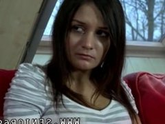 Big natural amateur blowjob and sexy punk teen Young Anina has to come to