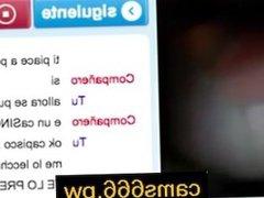 Kinky Ebony Anal on cams666.pw