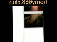 Green Eyed Goddess - Grey Spandex on horny666.club