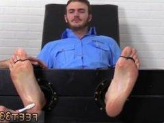 Teen black boys feet and emo shemale feet xxx movie gay Officer Christian