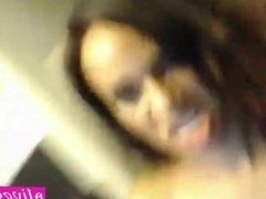 Anal Addicted Hot Ebony Babe Hola Squirting Her Black Pussy -alivegirl com-