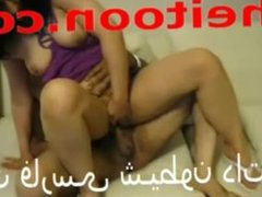 Iranian Wife Get Fucked In Front Of Her Husband