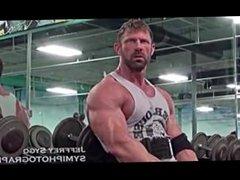 Handsome Bodybuilder Great Look