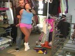 Melissa Lynn Bound and Gagged