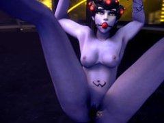 [IKstudios] Overwatch Bondage Final Cut 2 Release HD Black Widow