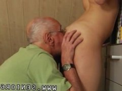Old man porn Every lump on the right place...