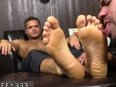 Porn school boy gay movie Tyrell's Sexy Feet Worshiped