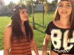 bikinis teens cameltoes:-)