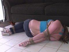 Babysitter tied too tight
