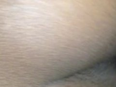 POV doggy style UP CLOSE & PERSONAL