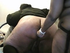 Me gettin my ass pounded