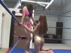 Wrestle with pleasure
