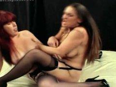 Joslyn vs Alissa 1