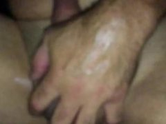 Cum load fucked out of me in video booth