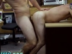 Straight hunk jack off gay porn Snitches get Anal Banged!