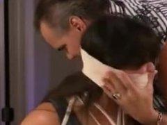 Babysitter Ariana Rosario Bound and Gagged