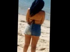 Tesuda na praia