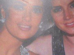 Amy Adams and Salma Hayek