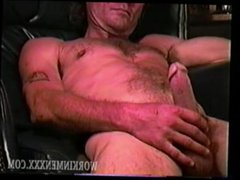Homemade Video of Mature Amateur Danny Jacking Off