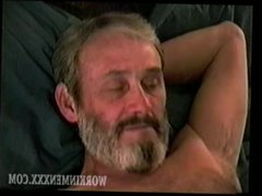 Homemade Video of Mature Amateur Jim Jacking Off