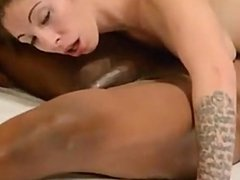 Beautiful Big Black Cock Babe 17