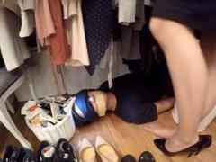 Foot Slave Training Homecoming