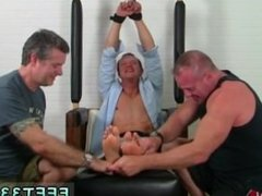 Small boys foot fetish gay first time Gordon Bound & Tickle d